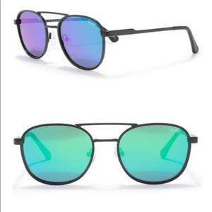Apollo blue mirrored Polaroid sunglasses